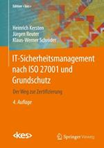 IT-Sicherheitsmanagement nach ISO 27001 und Grundschutz af Klaus-Werner Schroder