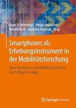 Smartphones Unterstutzen Die Mobilitatsforschung