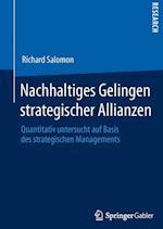 Nachhaltiges Gelingen Strategischer Allianzen af Richard Salomon