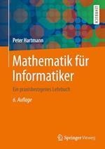 Mathematik Fur Informatiker af Peter Hartmann