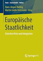 Europäische Staatlichkeit
