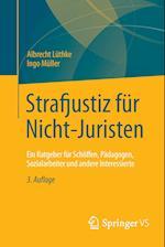 Strafjustiz Fur Nicht-Juristen af Albrecht Luthke, Ingo Muller
