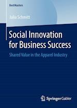 Social Innovation for Business Success af Julia Schmitt