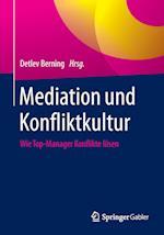 Mediation Und Konfliktkultur