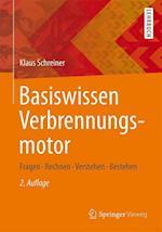 Basiswissen Verbrennungsmotor af Klaus Schreiner