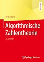 Algorithmische Zahlentheorie af Otto Forster