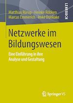 Netzwerke Im Bildungswesen af Heinke Robken, Matthias Rurup, Marcus Emmerich