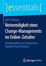 Notwendigkeit Eines Change-Managements Im Online-Zeitalter af Ralf T. Kreutzer