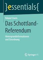 Das Schottland-Referendum af Roland Sturm