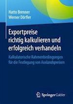 Exportpreise Richtig Kalkulieren Und Erfolgreich Verhandeln