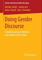 Doing Gender Discourse af Monika Jackle, Meta Schnell, Sandra Eck