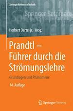 Prandtl - Fuhrer Durch Die Stromungslehre (Springer Reference Technik)