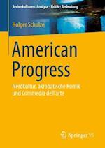 American Progress af Holger Schulze