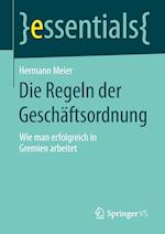 Die Regeln Der Geschaftsordnung af Hermann Meier