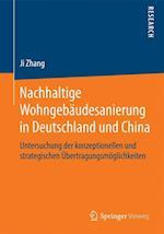 Nachhaltige Wohngebaudesanierung in Deutschland Und China af Ji Zhang