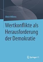 Wertkonflikte ALS Herausforderung Der Demokratie af Ulrich Willems