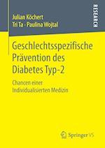 Geschlechtsspezifische Pravention Des Diabetes Typ-2