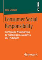 Consumer Social Responsibility