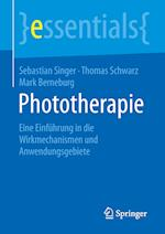 Phototherapie af Thomas Schwarz, Mark Berneburg, Sebastian Singer