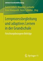 Lernprozessbegleitung Und Adaptives Lernen in Der Grundschule af Katrin Liebers