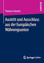 Austritt Und Ausschluss Aus Der Europaischen Wahrungsunion