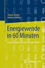 Energiewende in 60 Minuten af Thomas Kastner, Andreas Kiessling