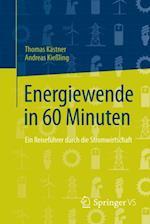 Energiewende in 60 Minuten af Thomas Kastner, Andreas Kieling