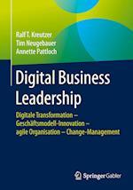 Digital Business Leadership af Tim Neugebauer, Annette Pattloch, Ralf T. Kreutzer