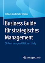 Business Guide fur strategisches Management af Alfred-Joachim Hermanni