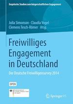 Freiwilliges Engagement in Deutschland (Empirische Studien Zum Burgerschaftlichen Engagement)