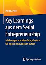 Key Learnings Aus Dem Serial Entrepreneurship af Monika Norr