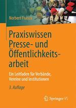 Praxiswissen Presse- Und Öffentlichkeitsarbeit