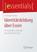 Identitatsbildung Uber Essen