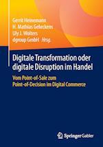 Digitale Transformation Oder Digitale Disruption Im Handel