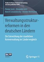 Verwaltungsstrukturreformen in Den Deutschen Ländern (Studien Der Bonner Akademie Fur Forschung Und Lehre Praktisc)