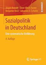 Sozialpolitik in Deutschland af Ernst-Ulrich Huster, Benjamin Benz, Jurgen Boeckh