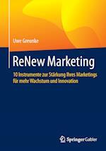Renew Marketing af Uwe Greunke