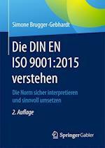 Die Din En ISO 9001 af Simone Brugger-Gebhardt