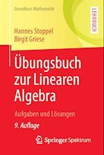 Ubungsbuch Zur Linearen Algebra af Hannes Stoppel, Birgit Griese
