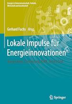 Lokale Impulse Fur Energieinnovationen (Energie in Naturwissenschaft Technik Wirtschaft Und Gesell)