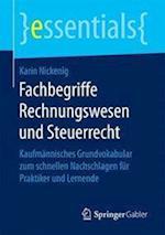 Fachbegriffe Rechnungswesen Und Steuerrecht af Karin Nickenig