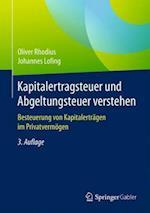 Kapitalertragsteuer Und Abgeltungsteuer Verstehen