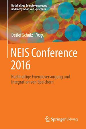 Bog, hardback NEIS Conference af Detlef Schulz
