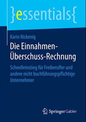 Die Einnahmen-Uberschuss-Rechnung af Karin Nickenig