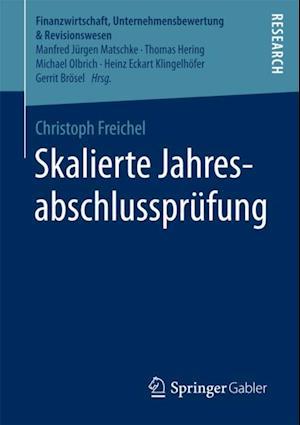 Skalierte Jahresabschlussprufung af Christoph Freichel