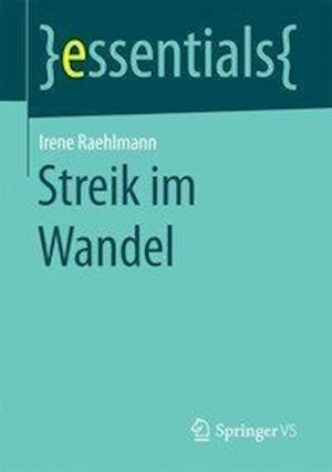Bog, paperback Streik Im Wandel af Irene Raehlmann