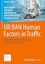 UR:BAN Human Factors in Traffic (Atz/Mtz-fachbuch)