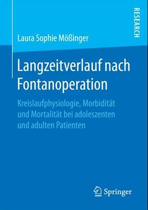 Langzeitverlauf nach Fontanoperation af Laura Sophie Moinger