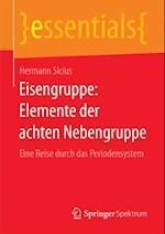 Eisengruppe: Elemente der achten Nebengruppe (Essentials)