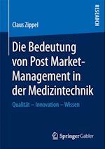 Die Bedeutung von Post Market-Management in der Medizintechnik